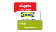 Customer Badges