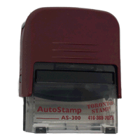AutoStamp™ Self-Inking Stamps