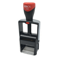 Heavy Duty Self-Inking Daters
