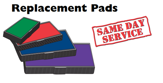 AutoDater™ Replacement Pads