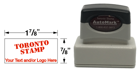 AM-125 - AM-125 AutoMark Pre-Inked Stamp