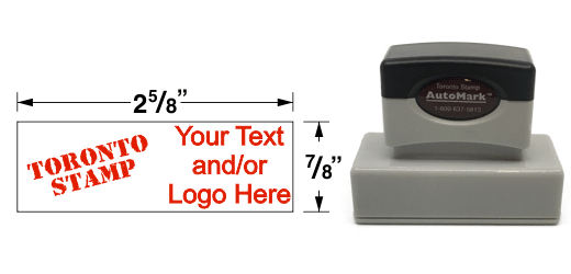AM-18 - AM-18 AutoMark Pre-Inked Stamp