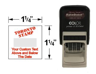 AD-30Q - AD-30Q AutoDater Self-Inker