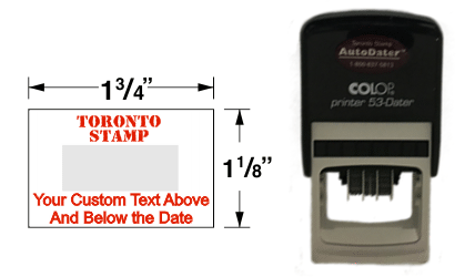 AD-530 - AD-530 AutoDater Self-Inker