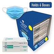 POP-SM-1-B-MOD - Retail Prepack-Mask Module with 6x ASTM 1 Mask Boxes
